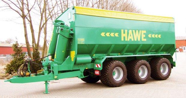 HAWE 3000 T tridem átrakókocsi