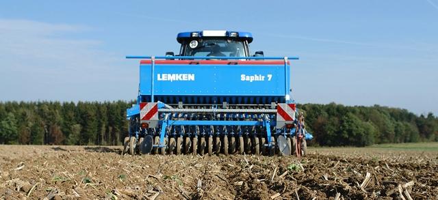 Lemken Saphir gabonavetőgép Lemken gabonavetőgépek